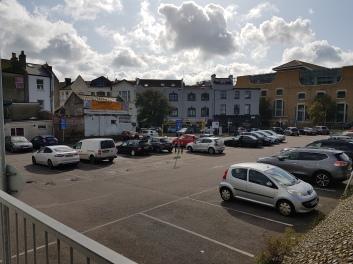 Cornwallis_Car_park